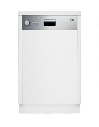 Vstavané umývačky BEKO DSS 05010 X