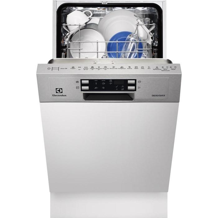 Vstavané umývačky Electrolux ESI 4500 LOX