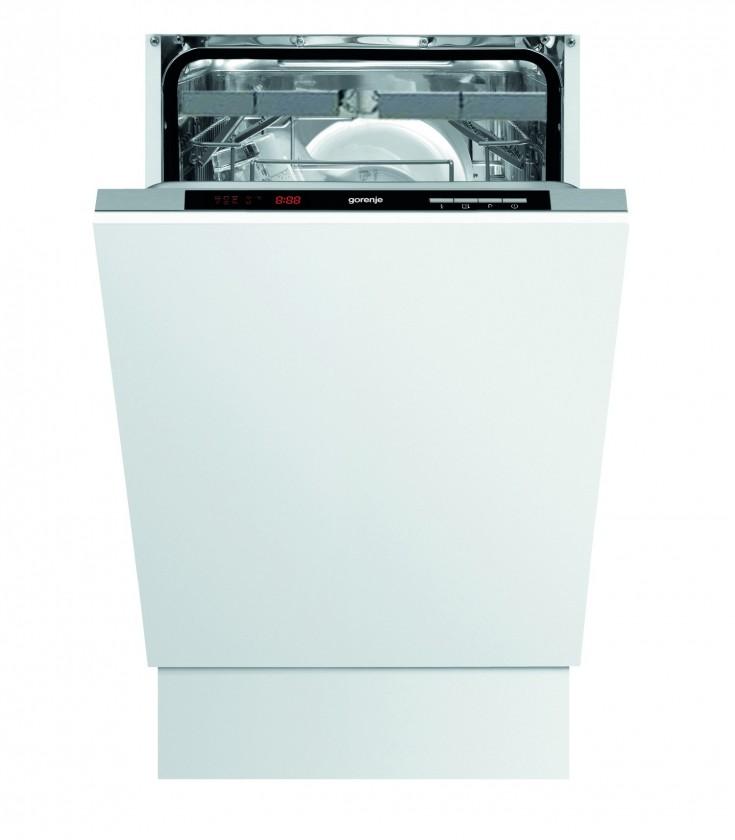 Vstavané umývačky GORENJE GV53214