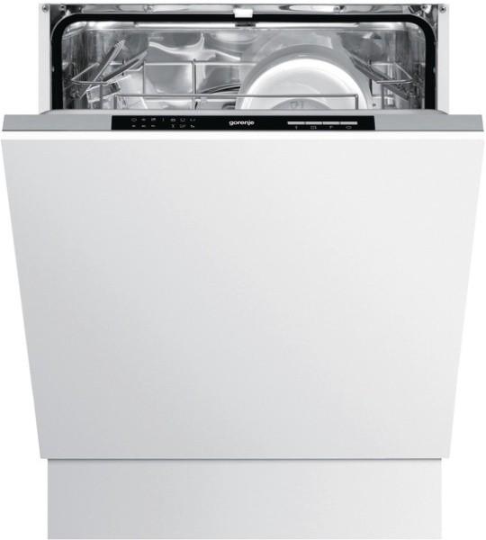 Vstavané umývačky GORENJE GV61214