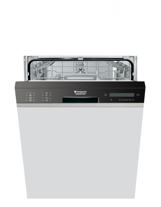 Vstavané umývačky Hotpoint LLD 8M121 X EU