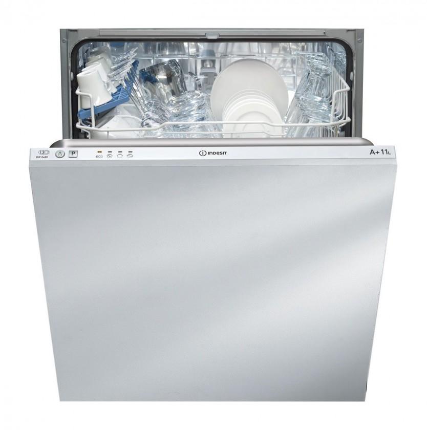 Vstavané umývačky Indesit DIF 04B1 EU