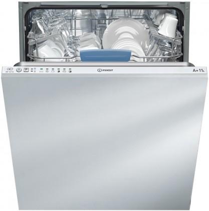 Vstavané umývačky Indesit DIF 16T1 A EU