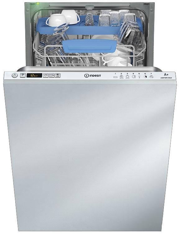 Vstavané umývačky Indesit DISR 57M17 CAL EU