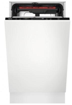 Vstavané umývačky Vstavaná umývačka riadu AEG FSE72527P,45cm,A++,10 sad