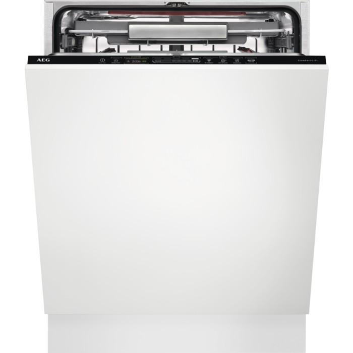Vstavané umývačky Vstavaná umývačka riadu AEG FSE83807P