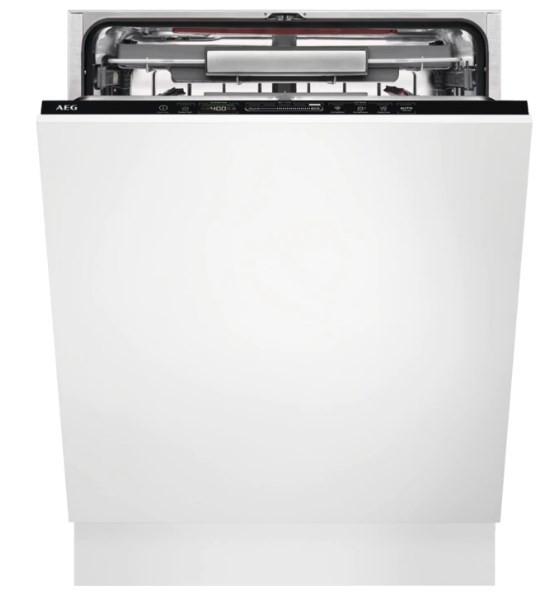 Vstavané umývačky Vstavaná umývačka riadu AEG FSK83717P ,60cm,A+++,sad15