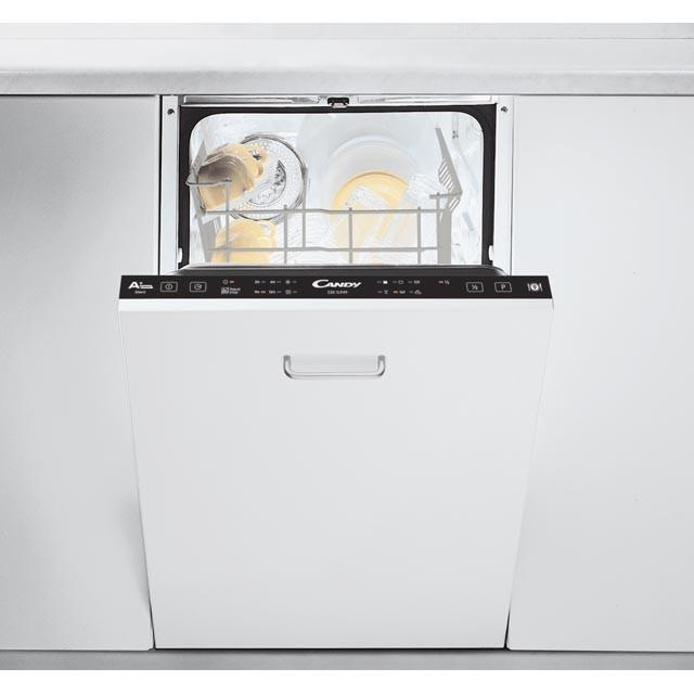Vstavané umývačky Vstavaná umývačka riadu Candy CDI 1L949, A+, 45 cm, 9 sad