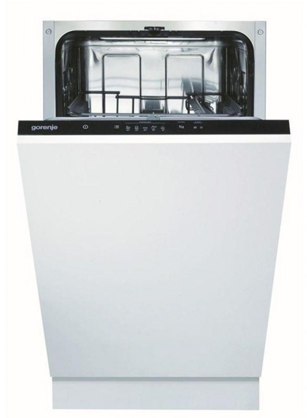 Vstavané umývačky Vstavaná umývačka riadu Gorenje GV52010, A++, 45 cm