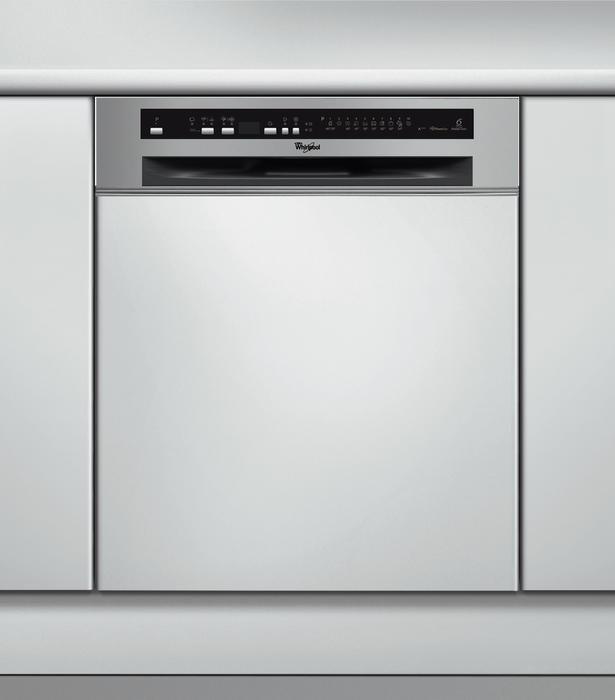 Vstavané umývačky Whirlpool ADG 2020 IX POUŽITÉ, NEOPOTREBOVANÝ TOVAR
