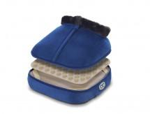 Vyhrievacia topánka Wellneo 3v1, modrá