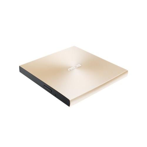 Vypaľovacia mechanika ASUS SDRW-08U9M-U, USB-C/A, zlatá
