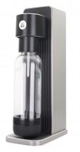 Výrobník sódy Limobar Twin T0150BS, čierny/strieborný