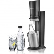 Výrobník sódy SodaStream Crystal 2.0 1016512417, čierny