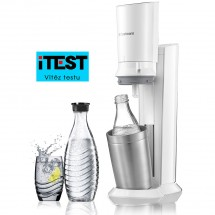Výrobník sódy SodaStream Crystal 2.0 1016512418, biely