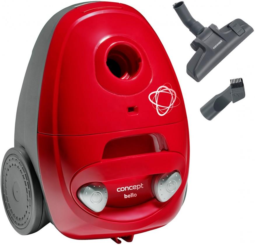 Vysávače Concept Vreckový vysávač Concept Bello VP8350