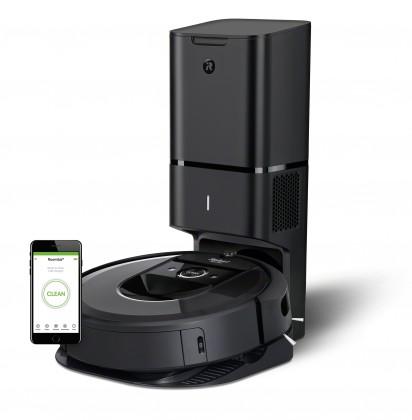 Vysávače na srsť Robotický vysavač iRobot Roomba i7+