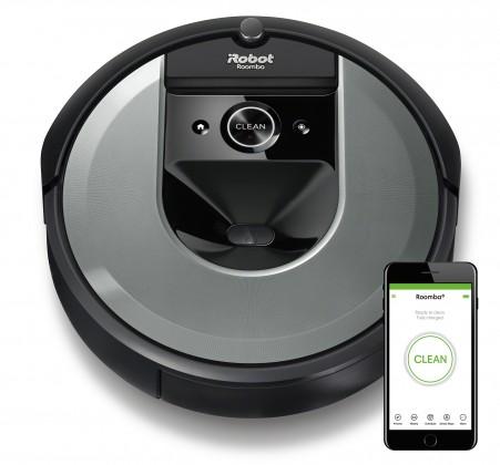 Vysávače na srsť Robotický vysavač iRobot Roomba i7