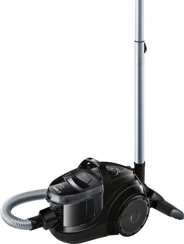 Vysávače pre alergikov Bezvreckový vysávač Bosch BGS1UPOWER