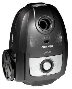 Vysávače pre alergikov Vreckový vysávač Concept Solido VP8072