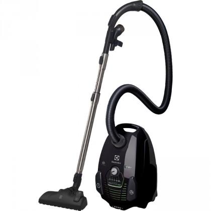 Vysávače pre alergikov Vreckový vysávač Electrolux SilentPerformer ESP74GREEN