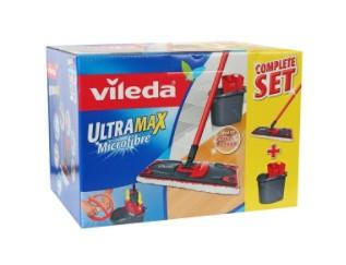 Vysávače ZLACNENÉ Vileda Ultramax set box POUŽITÝ, NEOPOTREBOVANÝ TOVAR