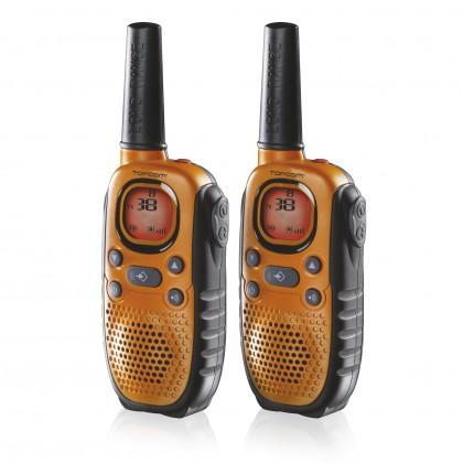Vysielačka  Topcom Twintalker 9100