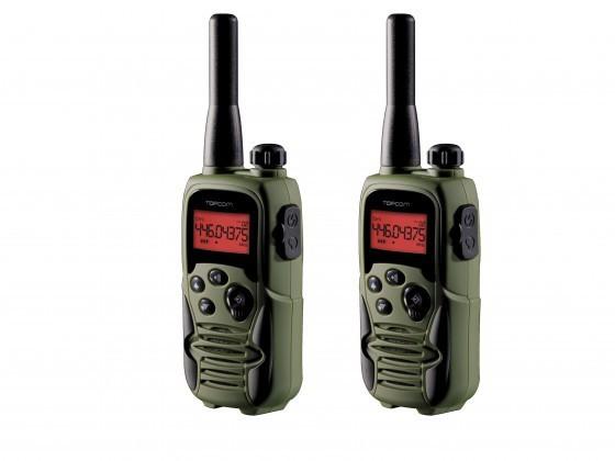 Vysielačka TOPCOM Twintalker 9500 Airsoft edition (IPX2)