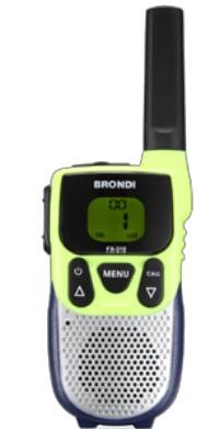 Vysielačka Vysielačka Brondi FX-318 TWIN