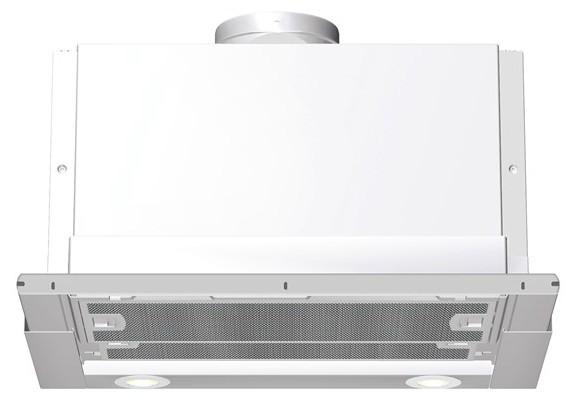 Výsuvný, výklopný odsávač pár Bosch DHI 655F