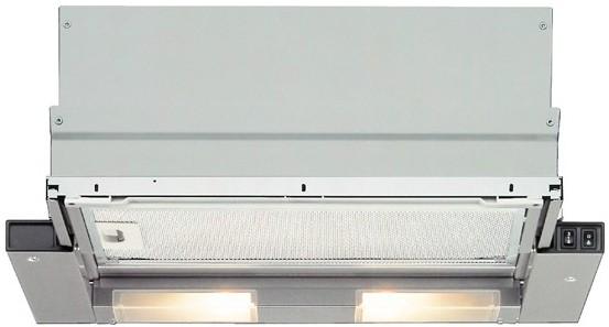 Výsuvný, výklopný odsávač pár Bosch DHI635H ROZBALENO