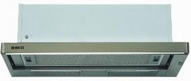 Výsuvný, výklopný odsávač pár Odsávač pár Beko CTB 6407 X