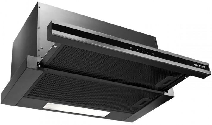 Výsuvný, výklopný odsávač pár Odsávač par Concept OPV3860d