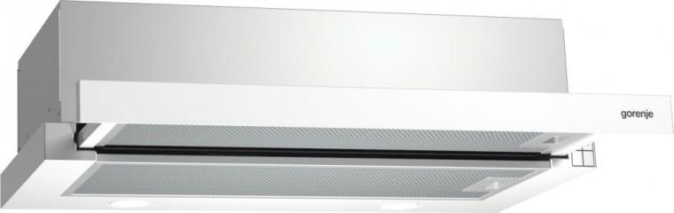 Výsuvný, výklopný odsávač pár Odsávač pár Gorenje BHP 623E10 W