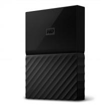 WD My Passport for MAC 2TB, WDBP6A0020BBK-WESN, černý (black), př