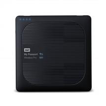 WD My Passport Wireless Pro, SD, wi-fi - 3TB WDBSMT0030BBK-EESN