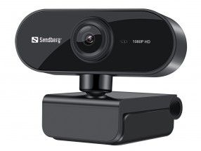 Webkamera Sandberg USB Webcam Flex 1080p HD