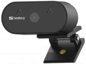 Webkamera Sandberg USB Webcam Wide Angle 1080p HD