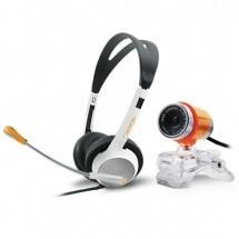 Webkamery Canyon ChatPack,webkamera + sluchátka ROZBALENO