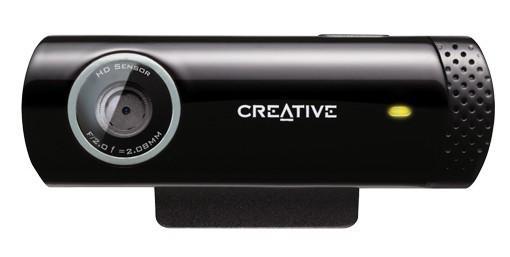 Webkamery Creative WebCam Live! Cam Chat HD