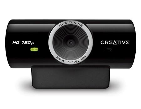 Webkamery Creative WebCam Live! Cam Sync HD ROZBALENÉ