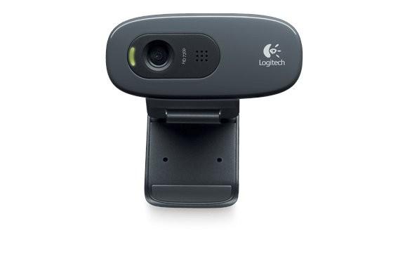 Webkamery Logitech HD Webcam C270