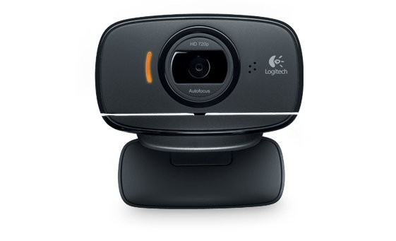 Webkamery Logitech HD Webcam C525 (960-000722)