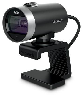 Webkamery Microsoft LifeCam Cinema