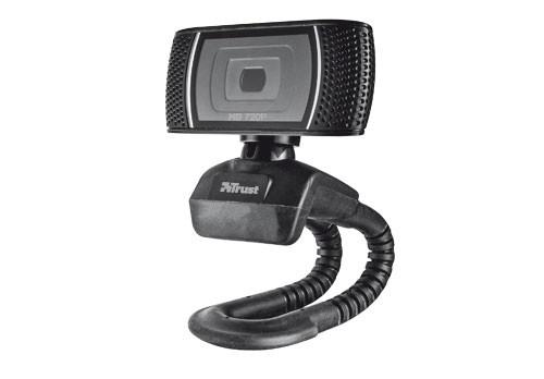 Webkamery  TRUST Kamera Trino HD video webcam