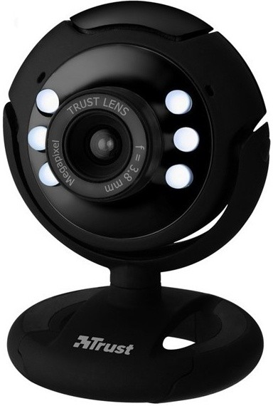 Webkamery Trust SpotLight Webkamera ROZBALENO