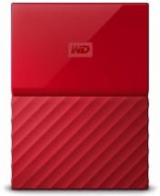"""Western Digital My Passport 1TB, 2,5"""", USB3.0, WDBYNN0010 ROZBALE"""