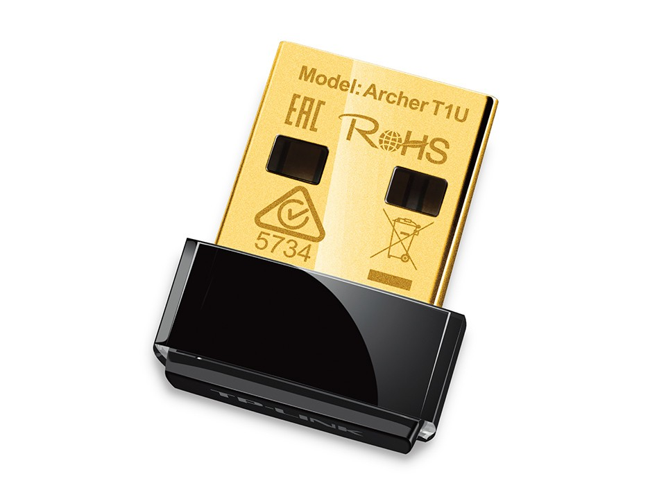 Wi-Fi adaptér TP-Link Archer T1U ROZBALENÉ