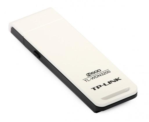 Wi-Fi adaptér TP-Link TL-WDN3200 DualBand USB adapter Wireless 802.11a/n/ N600