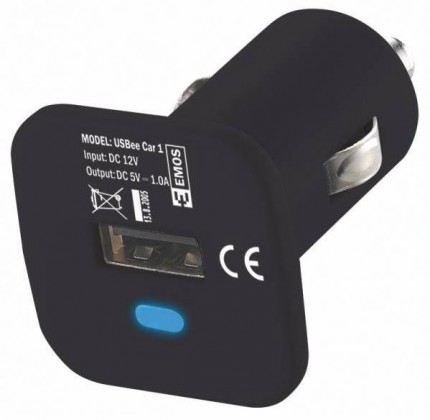 Wi-Fi adaptér  USB ADAPTÉR DO AUTA 1.2 A